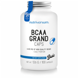 BASIC - BCAA Grand Caps