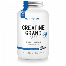 BASIC - Creatine GrandCaps