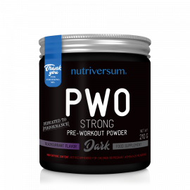DARK - PWO Strong