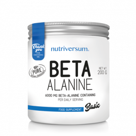 BASIC - Beta alanine